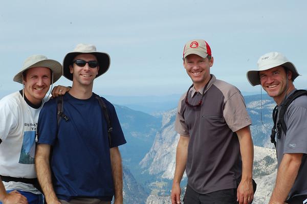 Yosemite Hike - Cloud's Rest (2009)