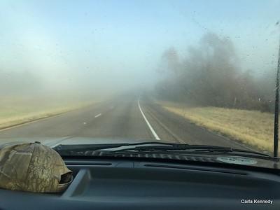 2018 11-24 Rock'n K and drive home