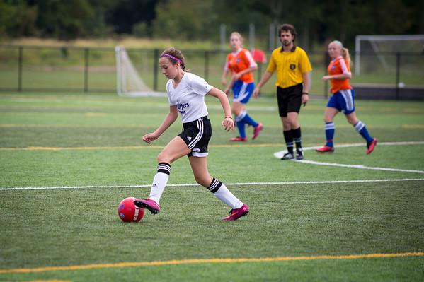Jacqueline Soccer 9-6-2014