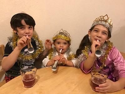 Christmas, Hanukkah & New Year