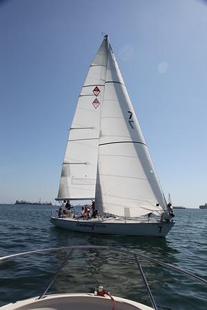 Sailing Academy Yacht Racing Photos (March 21, 2015)