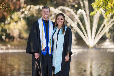 Brandon and Taylor Graduation