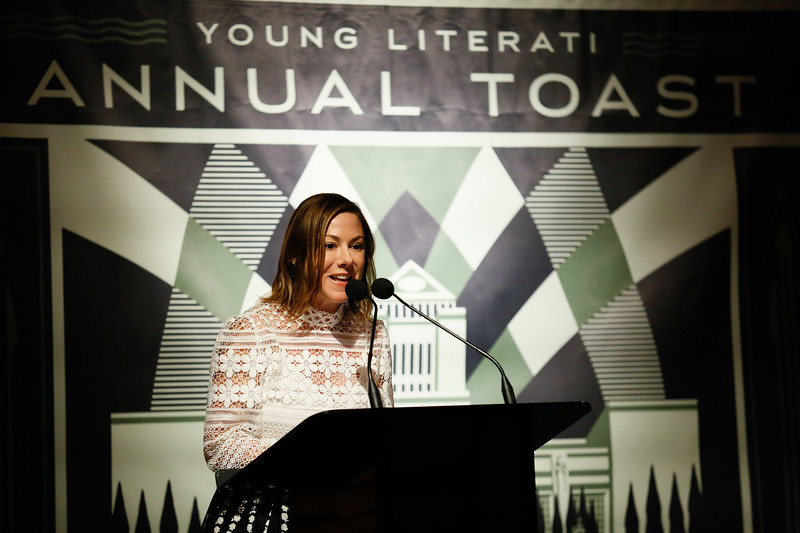 Young Literati Annual Toast to benefit the Los Angeles Public Library, Los Angeles, America - 6 Aug 2019