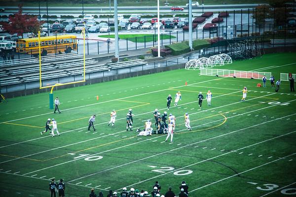 Hillsboro Stadium Football Game Oct 24 2014