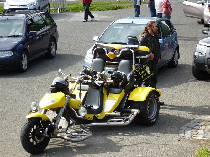 Gordon & His Trike