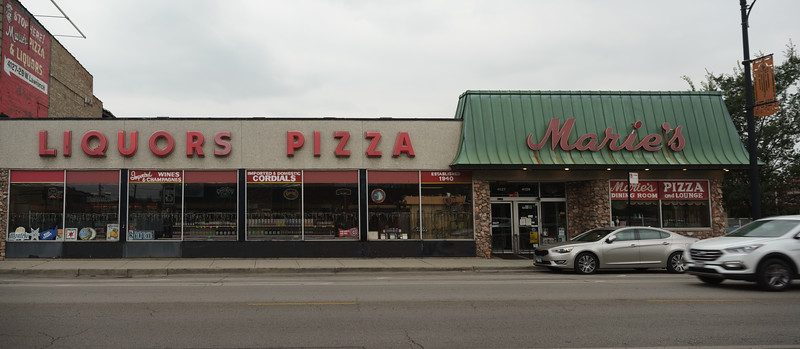 Marie's Pizza