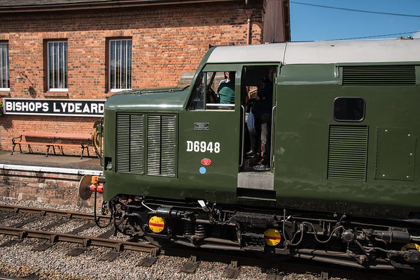 West Somerset Railway - Friday 21st June 2019