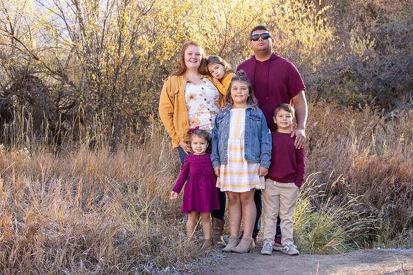 Trish Estheimer Family 2020