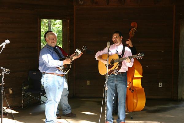 Bluegrass on the Mountain 2009