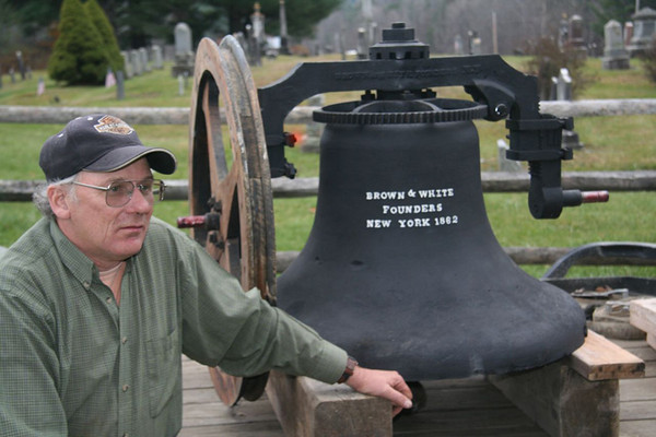 East Barnard Church Bell Restored and Replaced