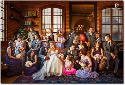 Courtney + Jesse Wedding