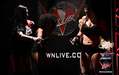 SHINE Tag Team Championship Match