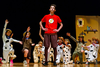 101 Dalmations Performance