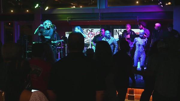 InsideOut Band ~ Levitating