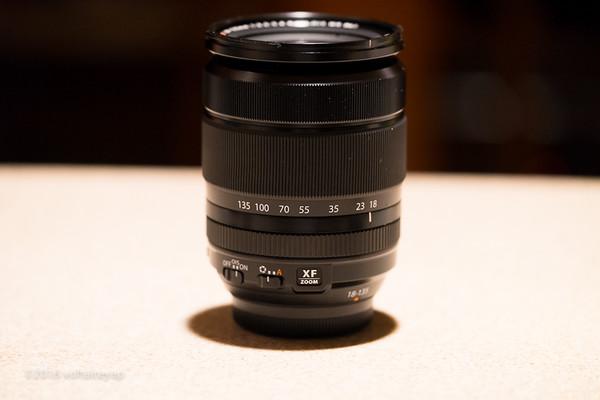 Fuji 18-135 Lens for Sale