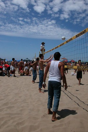 Surf Festival Volleyball Tournament 2003