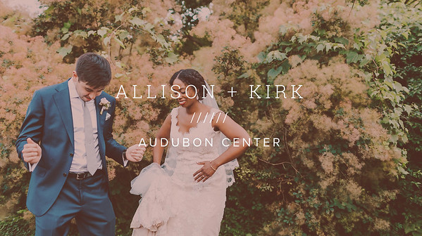 ALLISON + KIRK ////// AUDUBON CENTER
