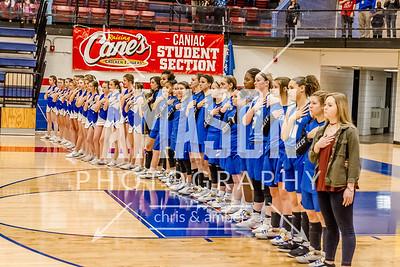 Choctaw Girls Varsity Basketball