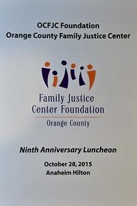 OCFJC Anniversary Luncheon