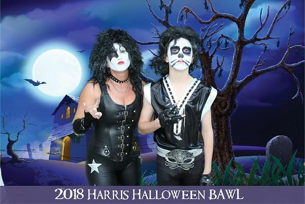 2018 Harris Halloween Bawl