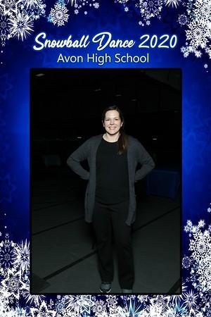 Avon HS Winter Dance
