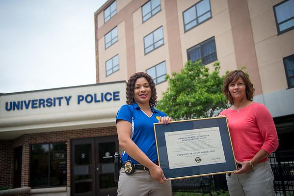 University Police Accreditation