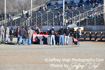 3/23/2019 Ultimate Northeast Super Late Model at Hagerstown Speedway, Hagerstown Maryland, Photos by Jeffrey Vogt Photography
