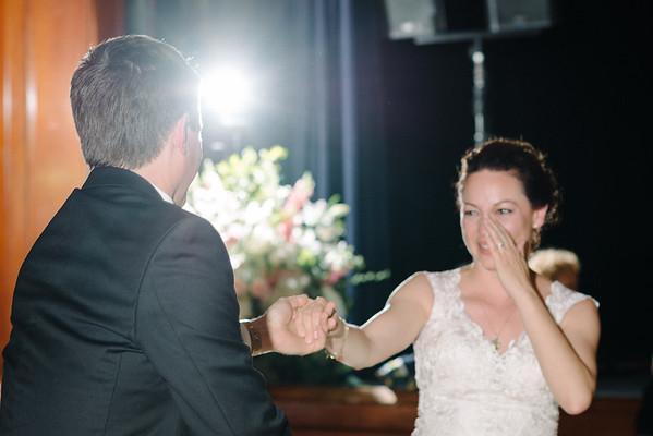 Doug & Leigh | St. John's Presbyterian Church | San Francisco Wedding Photography