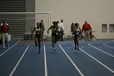 200 Meters - 2013 UM vs MSU Indoor Meet