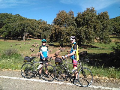 Andalucia Cycling: Seville to Cordoba in 7 days 2019 Apr 26