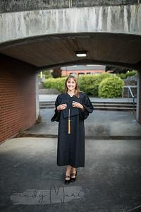 Amber Miller Grad Photos