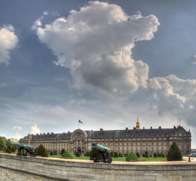 Hôtel des Invalides - Paris, France - April 23, 2011