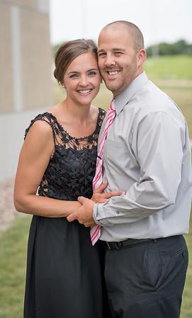 Mr. & Mrs. Hoegh