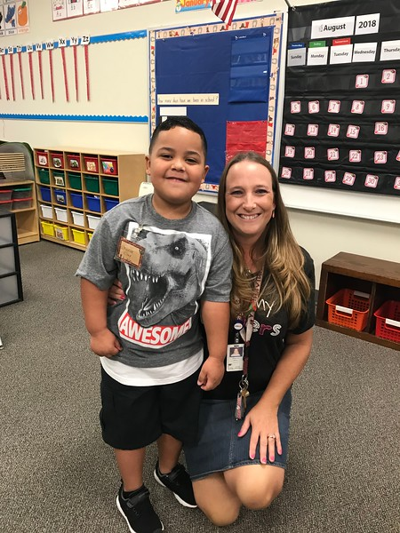 Chance | Kindergarten | Reagan Elementary School