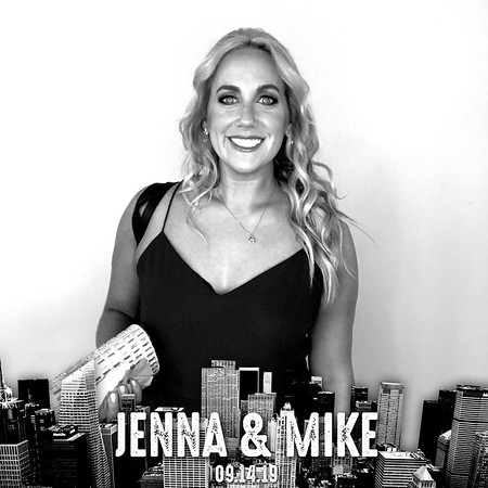 Jenna & Mike's Wedding (09/14/19)