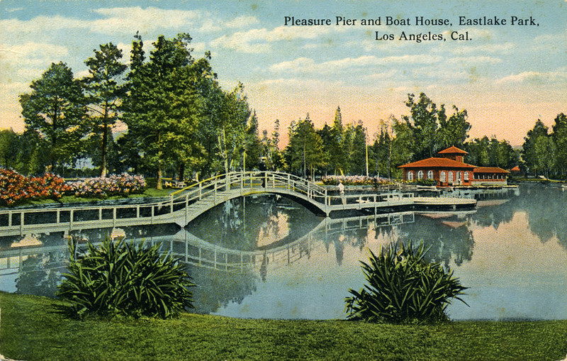 Pleasure Pier and Boat House