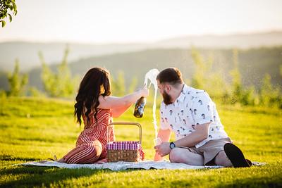 Engagement: Eliza & Devin