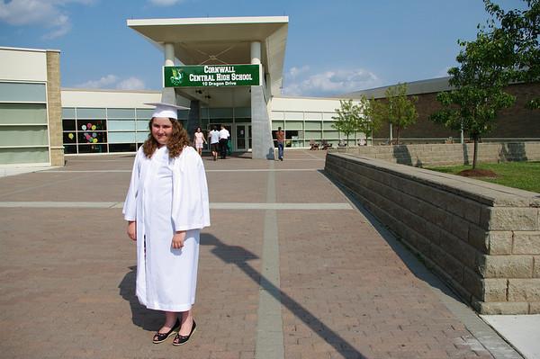 mackenzie's graduation