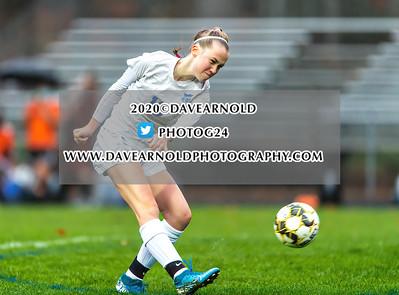 10/26/2020 - Girls JV Soccer - Biddeford vs Kennebunk