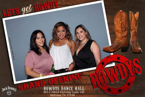 Rowdys Dance Hall Grand Opening - Photos