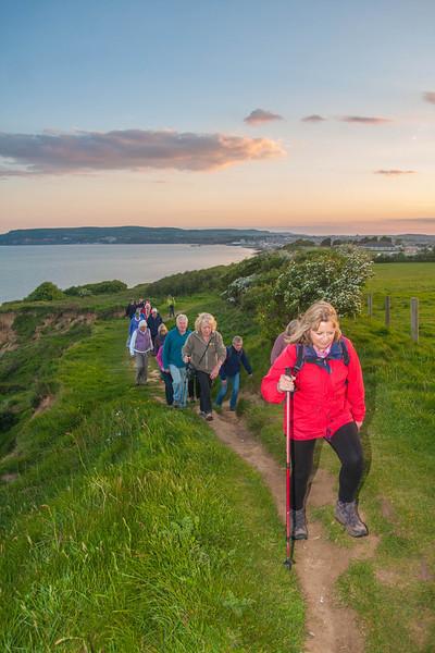 Isle of Wight Walking Festival 2014