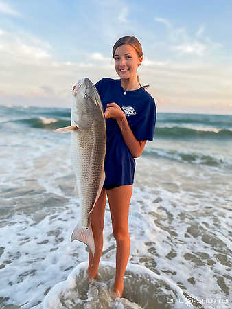 May 15, 2020 Cape Point Red Drum Fishing