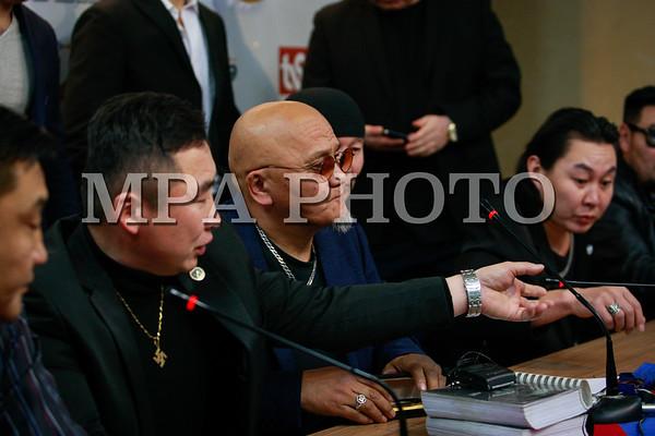 Хөх Монгол бүлгэмээс МУ-ын Ерөнхийлөгч, Ерөнхий сайд, УИХ-ын дарга, ХЗДХ-ийн сайд нартөргөж буй бичгээ танилцууллаа