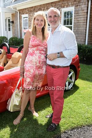 Rand/ FERRARI & MASERATI Luxury Brunch in Southampton on 8-6-17. all photos by Rob Rich/SocietyAllure.com ©2017 robrich101@gmail.com 516-676-3939