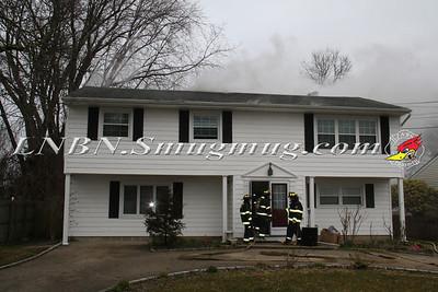 Copiague F.D House Fire 60 Halycon Rd. 3-13-12