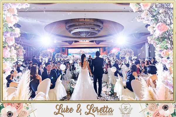 Wedding of Luke & Loretta (Roving Photography)