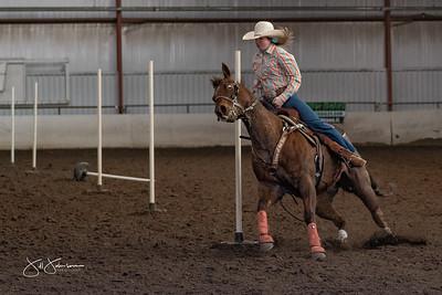 Fairgrounds Showdown Pole Bending