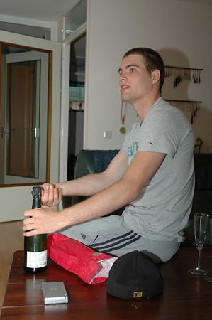 2008-06-12 Gerco geslaagd voor HAVO-examen