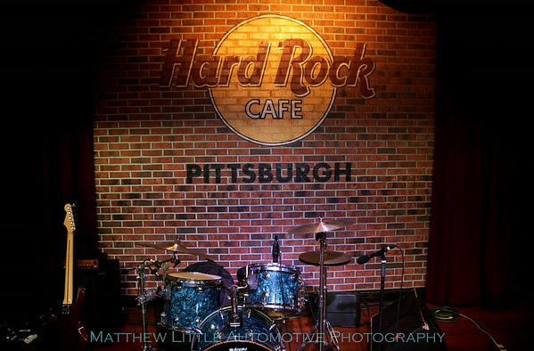 Hard Rock Cafe Cars & Guitars 7-17-2014