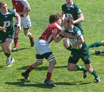Dartmouth Mens Rugby at Stanford